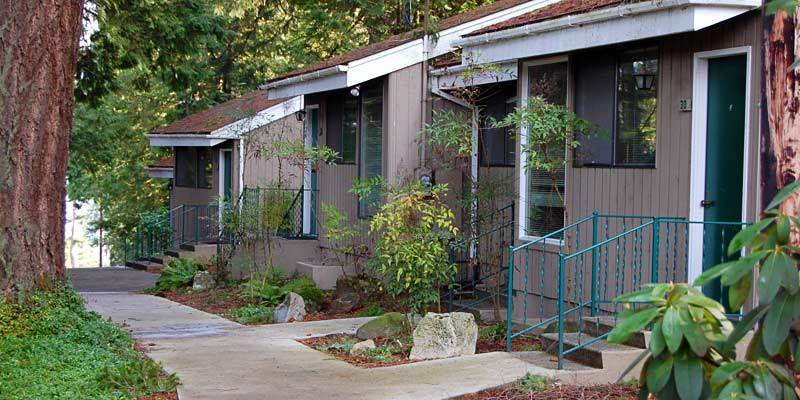 The Firs Retreat Center housing