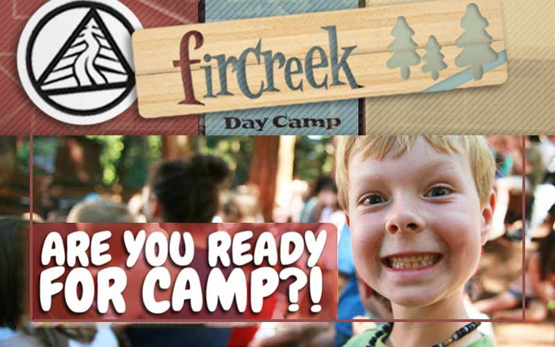 Register for Fircreek Day Camp!