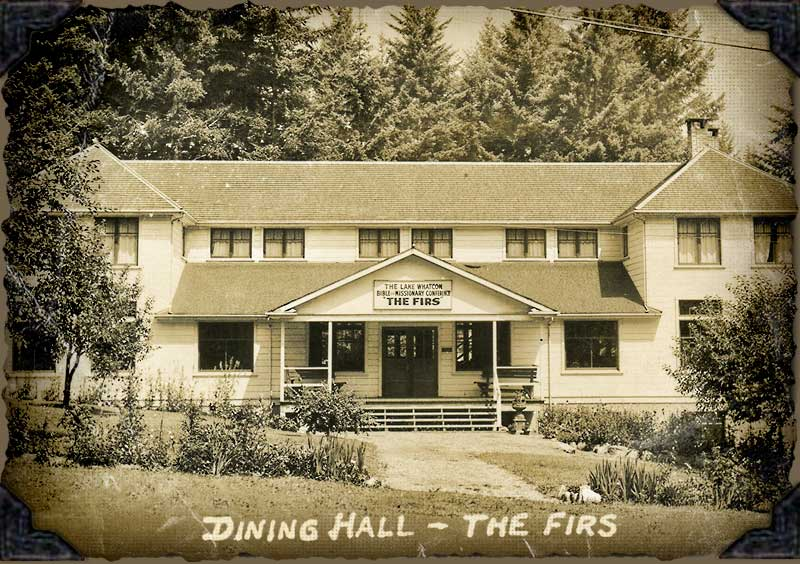 The Firs Dining Hall